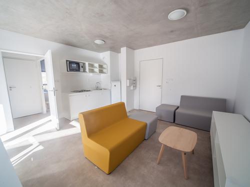 Logement partagé (4 occupants) Résidence Eileen GRAY (1, rue d'Arsonval 91400 ORSAY)