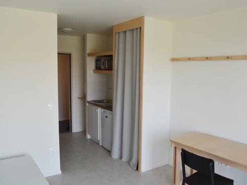 Logement individuel Résidence George SAND (16, rue André Blanc Lapierre 91190 GIF-SUR-YVETTE)