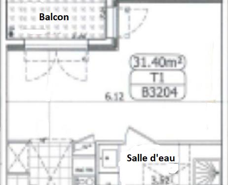 Logement individuel Le Mail (1 rue Joliot Curie)