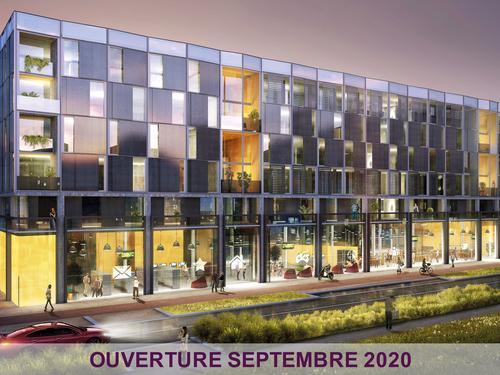 Logement partagé (2 occupants) ALL SUITES STUDY PARIS SACLAY (27 Boulevard Thomas Gobert  91120 PALAISEAU)
